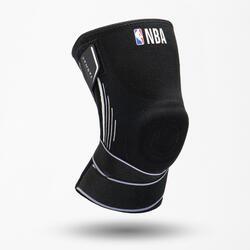 Kniebandage Mid 500 links/rechts NBA Erwachsene