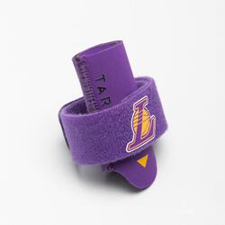 Maintien et protège doigt pour homme/femme STRONG 500 Violet NBA Lakers