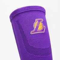 Men's/Women's Left/Right Calf Support Soft 300 - NBA Lakers