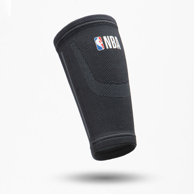 Pantorrillera Baloncesto Tarmak SOFT 300 NBA Adulto Negro