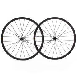 Rennrad-Laufradsatz Mavic Cosmic Elite 2021 UST DCL Scheibenbremse