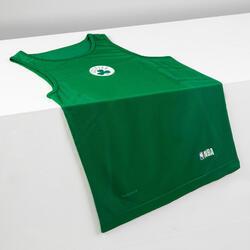Men's Sleeveless Basketball Base Layer Jersey UT500 - NBA Boston Celtics