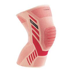 Men's/Women's Right/Left Knee Brace Prevent 500 - Pink