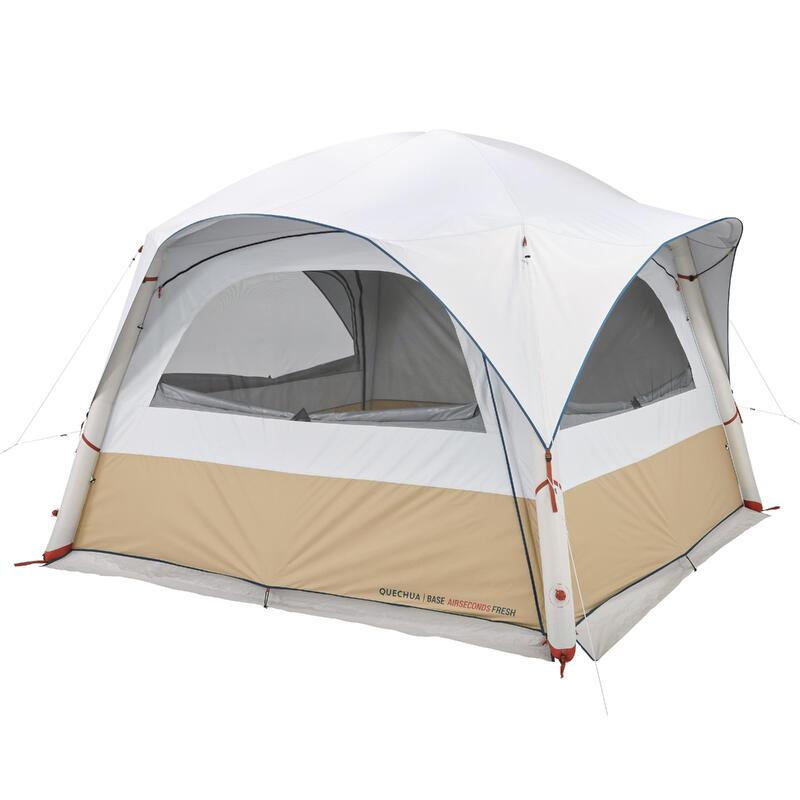 Séjour Auvent gonflable de camping - Base Air Seconds Fresh - 8 Personnes