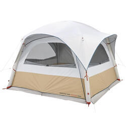 Séjour gonflable de camping - Base Air Seconds Fresh - 8 Personnes