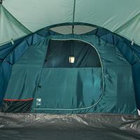 Casa de campaña con varillas - Arpenaz 6.3 - 6 Personas - 3 Habitaciones