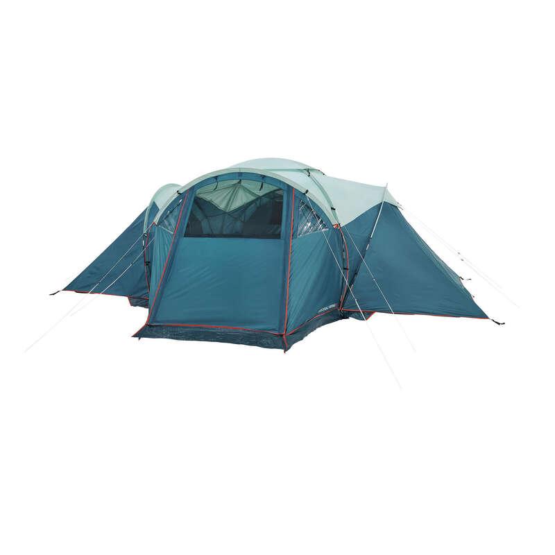 СЕМЕЙНЫЕ ПАЛАТКИ 4-8 ЧЕЛ. Хайкинг - Палатка Arpenaz 6.3 QUECHUA - Семьи и категории