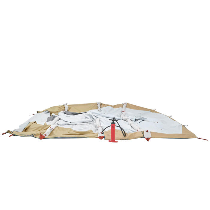 充氣式帳篷-Air Seconds 5.2 F&B-2人-2個充氣筒