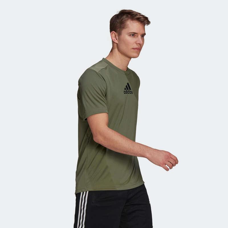 Fitnesz Cardio Férfi ruházat kezdő Fitnesz - FÉRFI ADIDAS PÓLÓ ADIDAS - Fitnesz ruházat és cipő