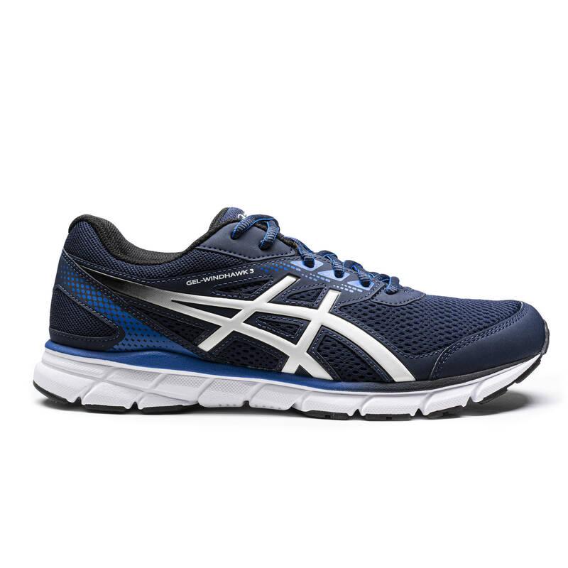 PÁNSKÉ BOTY NA JOGGING - PRAVIDELNÉ POUŽITÍ Běh - BĚŽECKÉ BOTY WINDHAWK  ASICS - Běžecká obuv