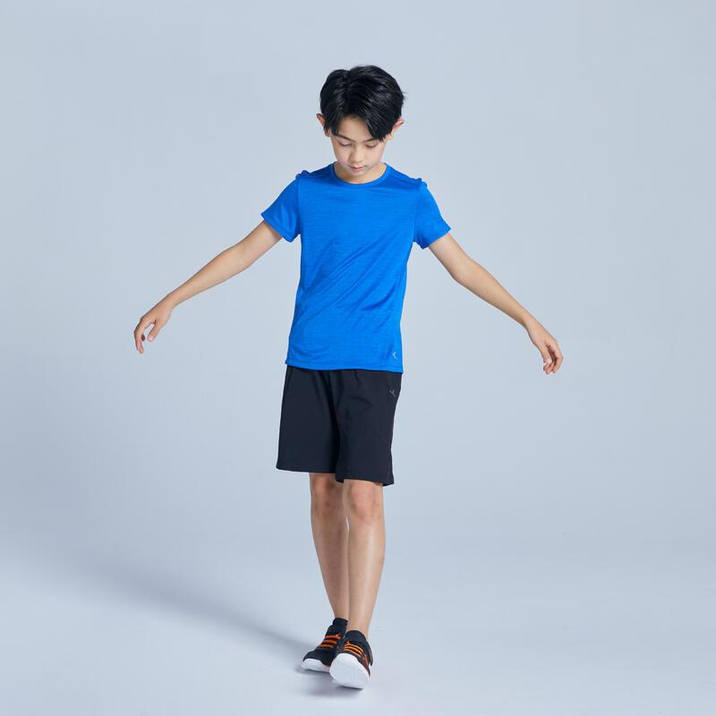 T-shirt respirant bleu ENFANT