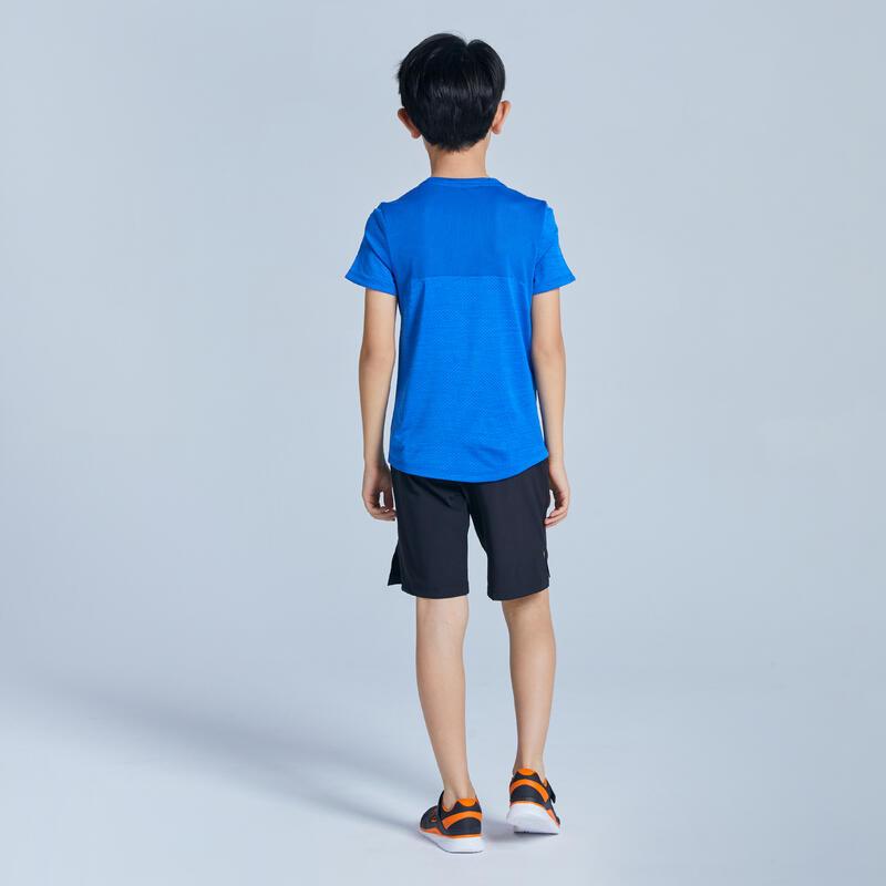 Kids' Breathable T-Shirt - Blue