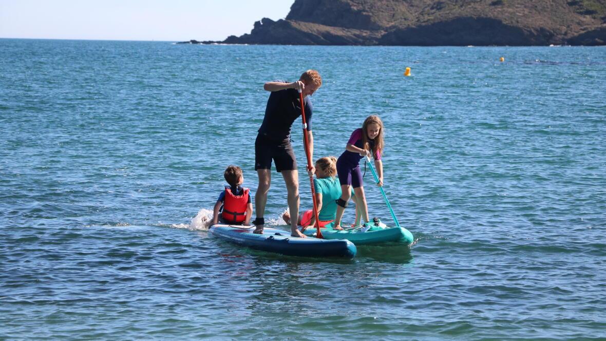 stand up paddle enfant