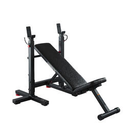 Collapsible Bench Press Incline Bench