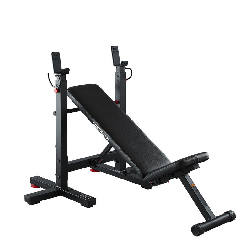 Gym Benches and Weight Racks