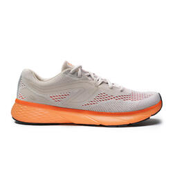 RUN SUPPORT MEN'S RUNNING SHOES - BEIGE
