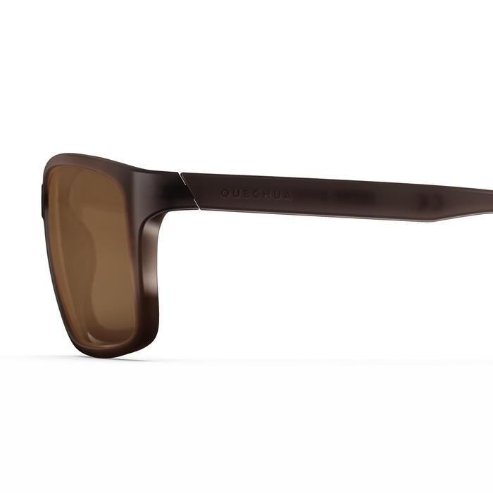 Sonnenbrille MH120 Erwachsene Kategorie3 braun