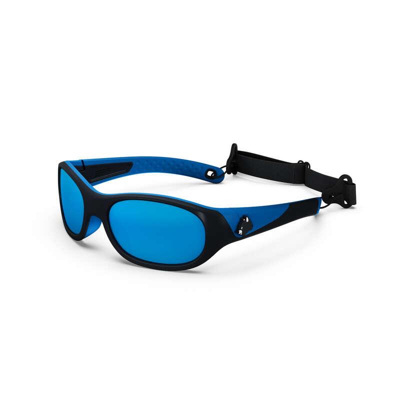 Gyerek napszemüveg, távcső Túrázás - Napszemüveg MH K140 QUECHUA - Túra felszerelés