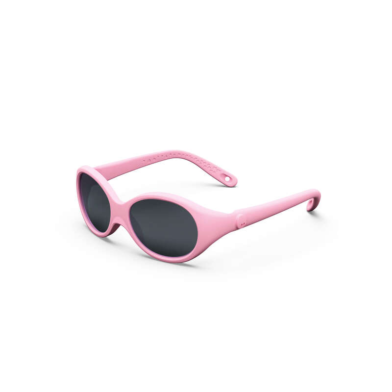 ДЕТ. ОЧКИ/ АКСЕССУАРЫ ДЛЯ ПОХОДОВ Оптика - ОЧКИ MH B100, КАТ. 4 QUECHUA - Солнцезащитные очки