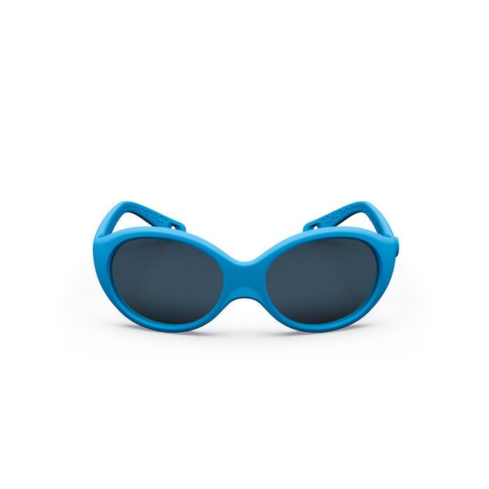 6至24個月嬰幼兒健行太陽眼鏡MH B100 - 4號鏡片