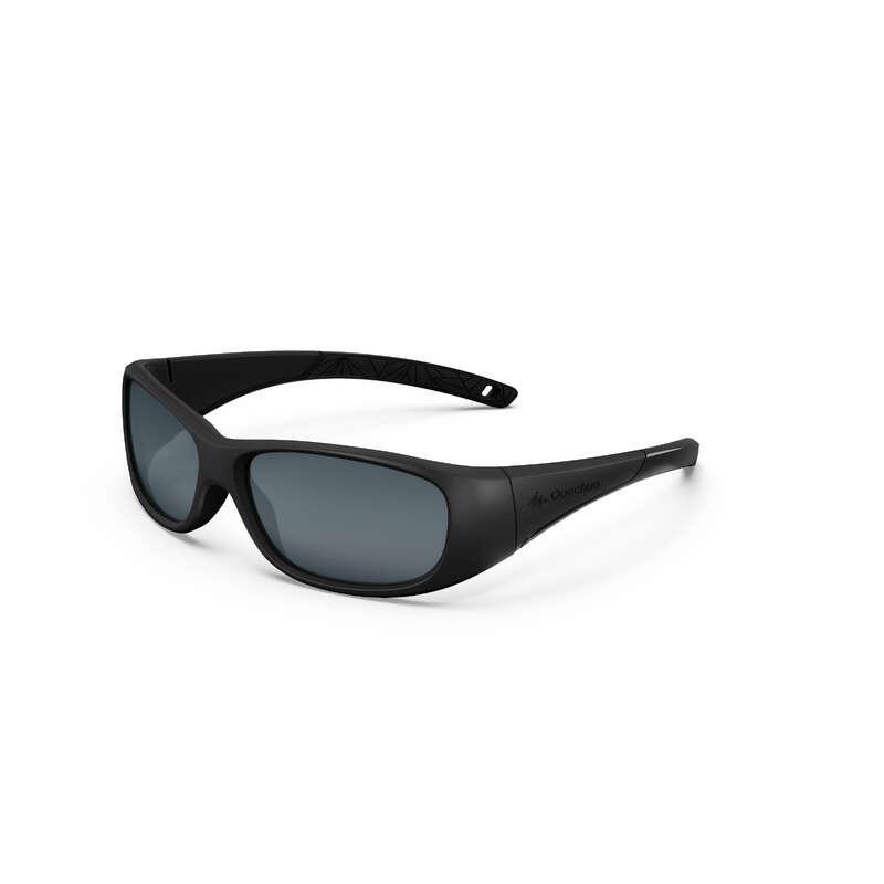 ÓCULOS DE CRIANÇA Óculos de Sol, Binóculos - ÓCULOS SOL MH T100 PRETO CAT3 QUECHUA - Óculos de Sol Desportivos Adulto