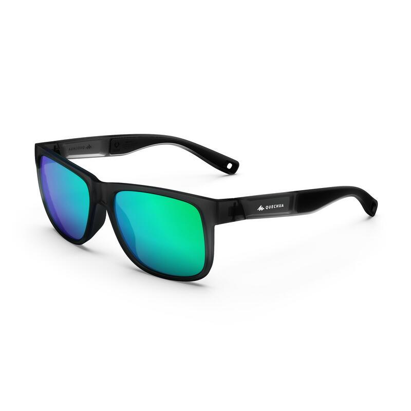 Gafas de Sol Polarizadas Adulto Montaña y Senderismo Quechua MH140 Categoría 3