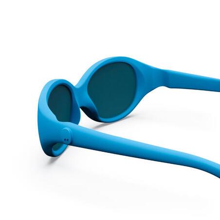 MH B100 category 4 hiking sunglasses - Kids