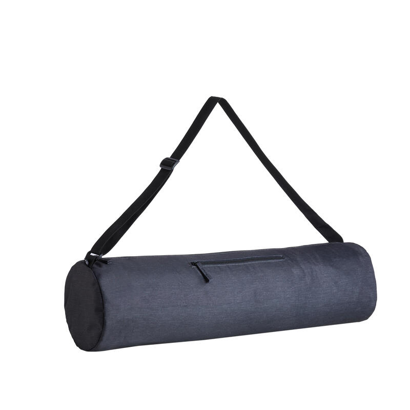 Taška na podložku na jógu tmavě šedá