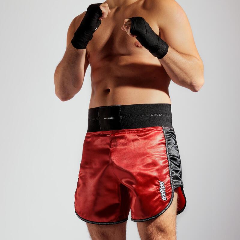 Muay Thai Shorts 900 - Red