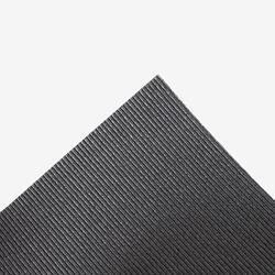 Fitness 140 x 50 x 0.65 cm Floor Mat - Black