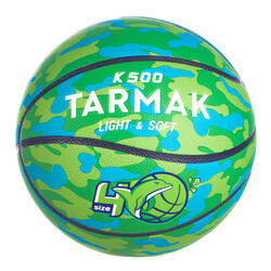 兒童款初學者籃球Aniball K500 - 綠藍配色