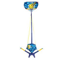 籃球架Hoop 500 Easy-藍色(可隨身攜帶,60秒內就能輕鬆架設)。