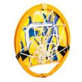 ZAČÁTKY S BASKETBALEM Basketbal - KOŠ HOOP 100 ŽLUTO-MODRÝ TARMAK - Basketbalové koše