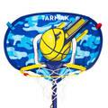 ZAČÁTKY S BASKETBALEM Basketbal - KOŠ HOOP 500 EASY ŽLUTO-MODRÝ TARMAK - Basketbalové koše