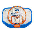ZAČÁTKY S BASKETBALEM Basketbal - SET K900 MODRO-ORANŽOVÝ TARMAK - Basketbalové koše