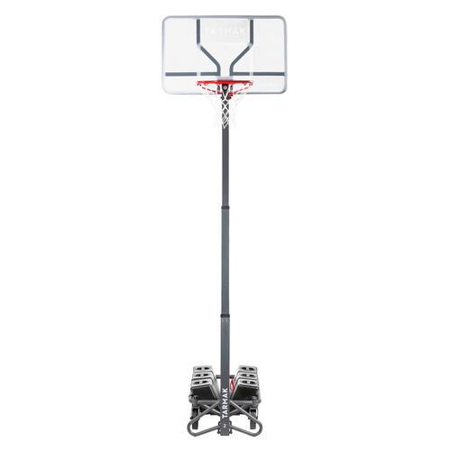 Panier de basket enfant/adulte B500. 2,40m à 3,05m.