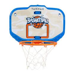 兒童/成人款籃球框組K900-藍橘配色