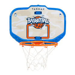 Kids'/Adult Basketball Hoop Set K900 - Blue/Orange