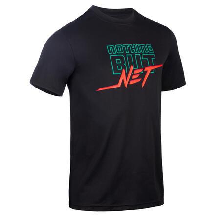 Men's Basketball T-Shirt / Jersey TS500 Fast - Black Nothing But Net