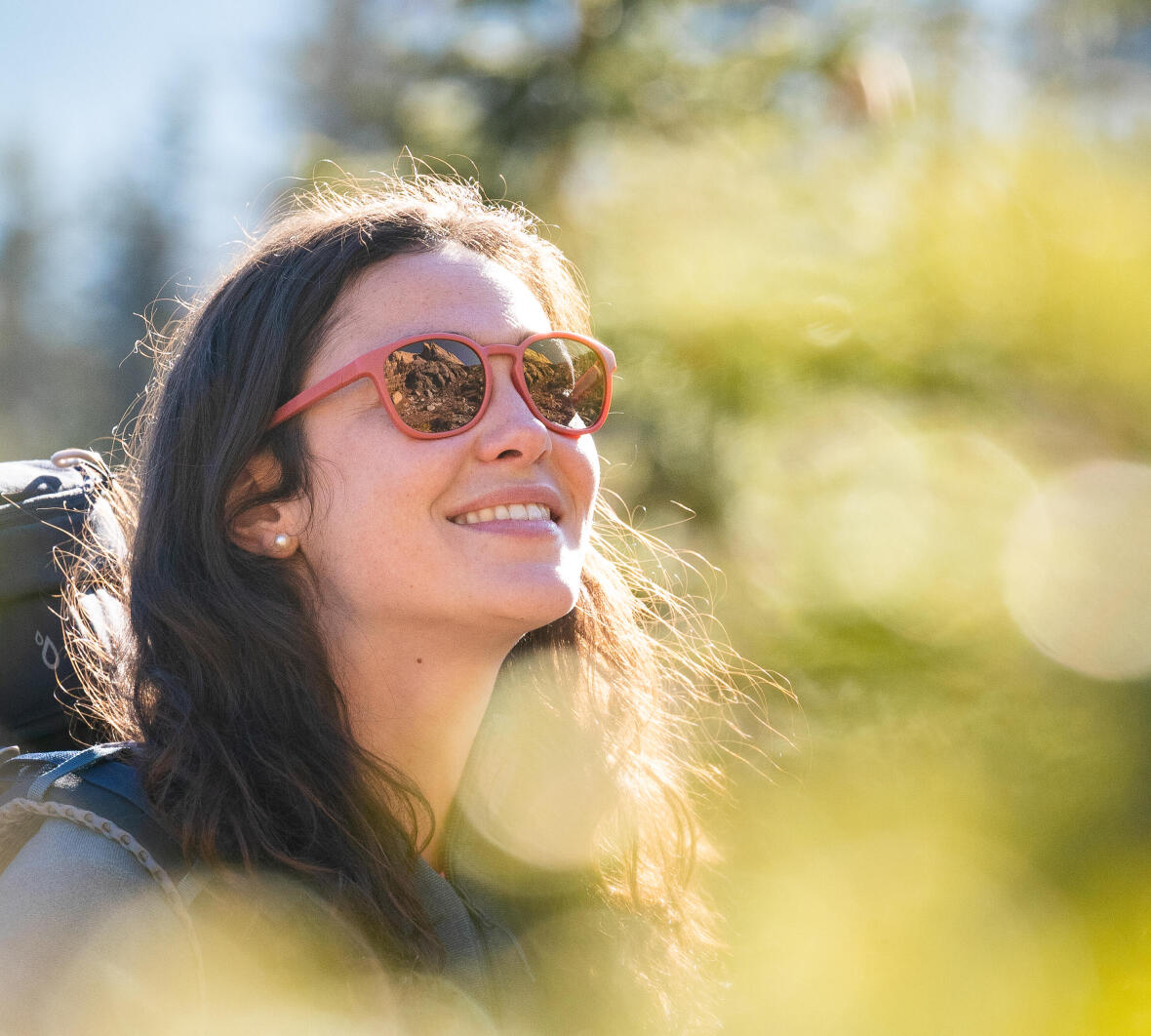 HOW TO CHOOSE YOUR HIKING SUNGLASSES?
