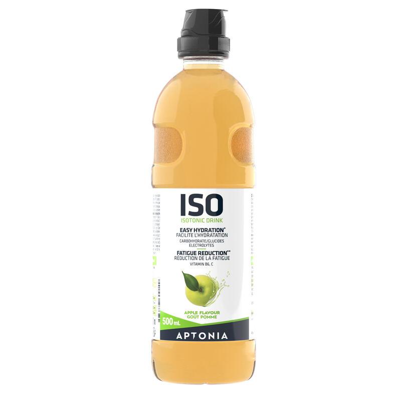 Boisson isotonique prête à boire ISO pomme 500ml