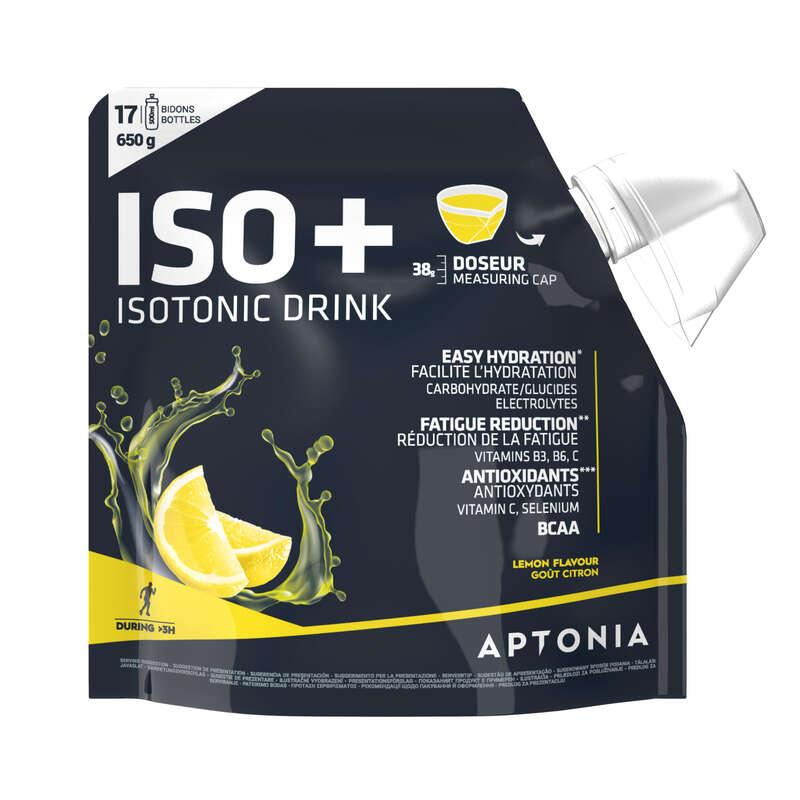 FOLYADÉKPÓTLÁS Táplálékkiegészítő, sporttáplálkozás - IZOTÓNIÁS ITALPOR ISO+ 650 G APTONIA - Multisport kiegészítők