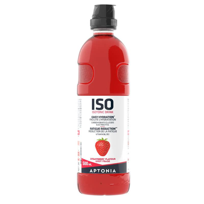 DOPLNĚNÍ TEKUTIN PŘED SPORTEM - ISOTONICKÝ NÁPOJ ISO 500 ML APTONIA