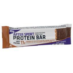 Barretta proteica AFTER SPORT caramello cioccolato 1x40g