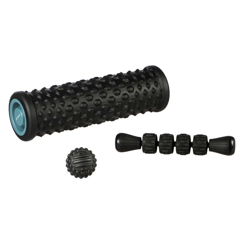 DODACI ZA OPORAVAK I PRIPREMU Triatlon - Set za masažu 500 APTONIA - Faze pripreme i oporavka u triatlonu