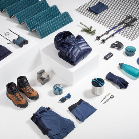 Manteau de randonnée Trek100 – Hommes