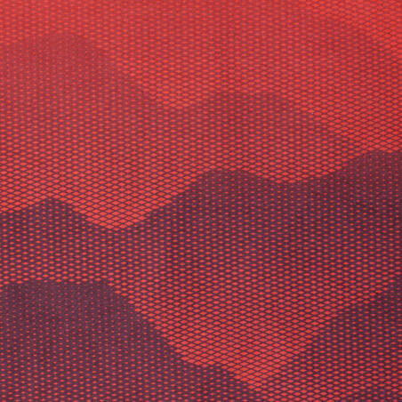 Bandana multiuso TREK 100 rojo
