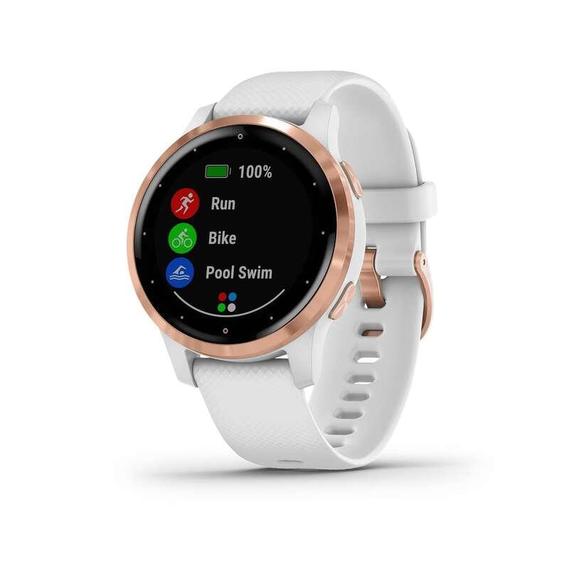 RELOGIOS CARDIO E TRACKERS ACT Relógios, GPS, Monitores Atividade - Relógio conect. VIVOACTIVE 4S GARMIN - Relógios, GPS, Monitores Atividade
