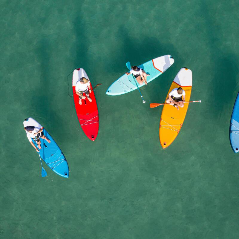 Stand up paddle de randonnée du débutant à expert | Sup gonflable