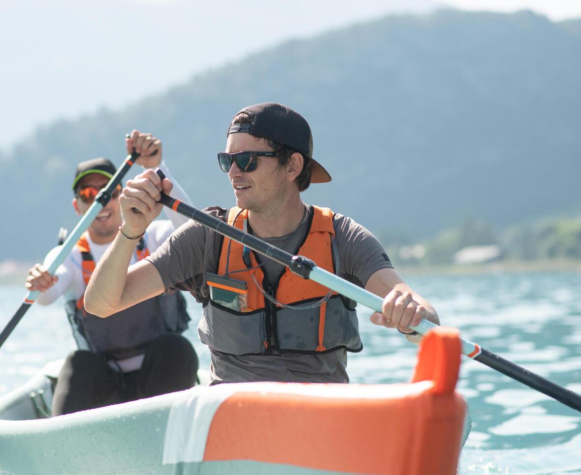 kayak water navigation rules